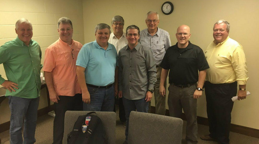 North of the River Pastor's Prayer Group (October)