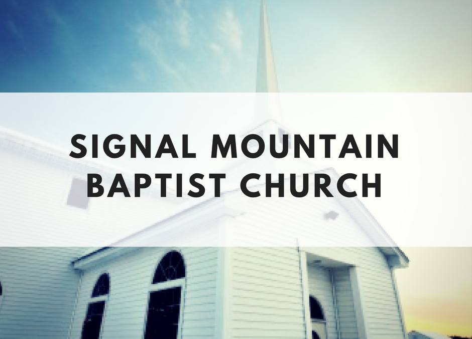 Signal Mountain Baptist Church