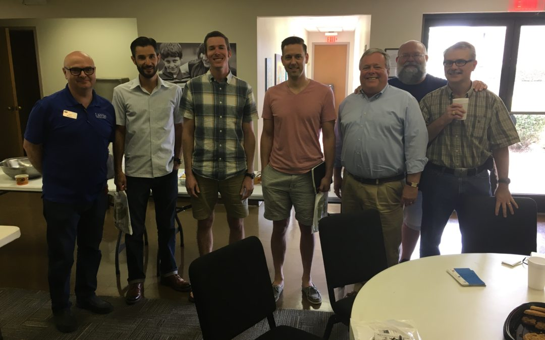 Church Planter's Network Lunch