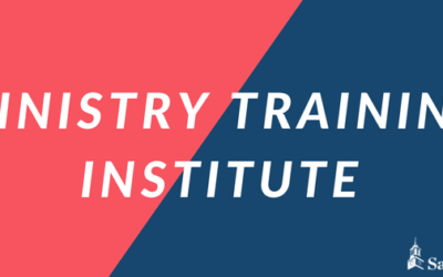 Ministry Training Institute – Minor Prophets Course