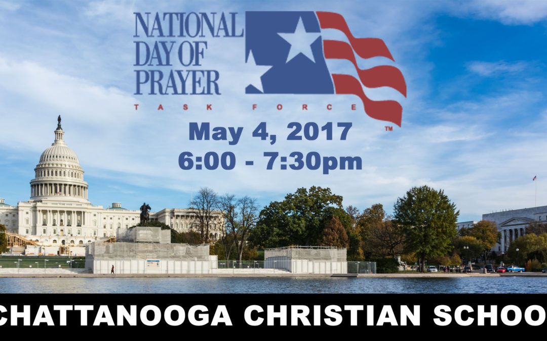 2017 National Day of Prayer Chattanooga Event