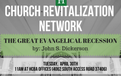 Church Revitalization Network – August
