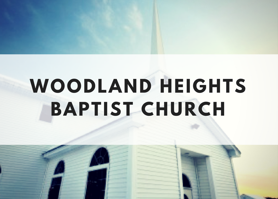 Woodland Heights Baptist Church