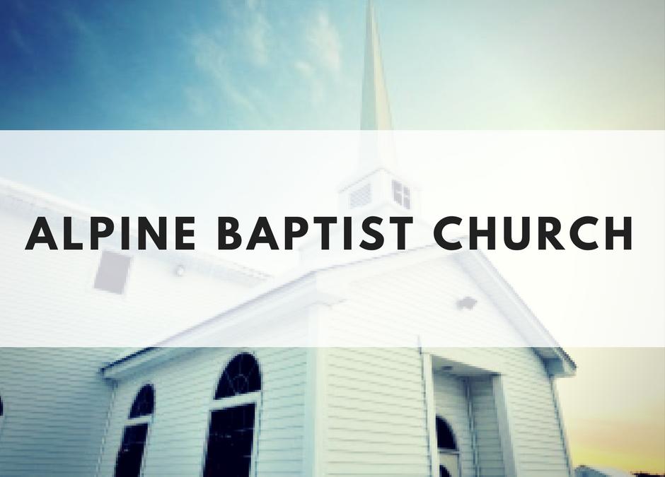 Alpine Baptist