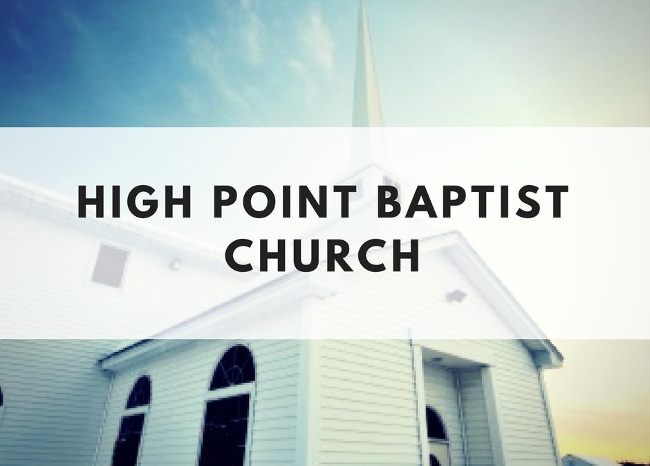 High Point Baptist Church
