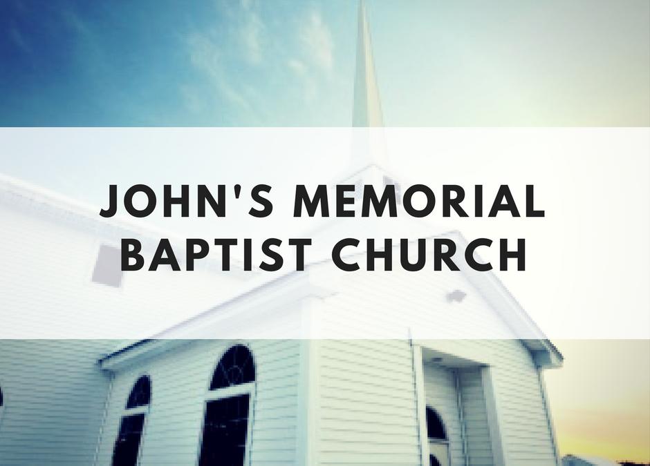 John's Memorial Baptist Church