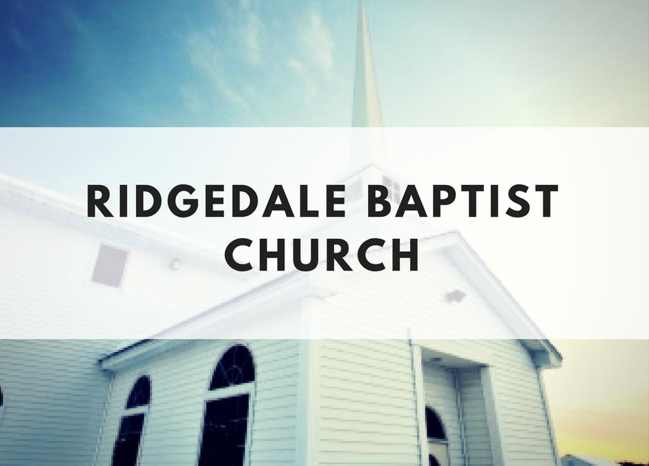 Ridgedale Baptist Church