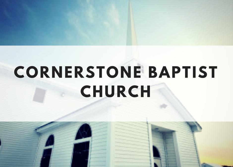 Cornerstone Baptist