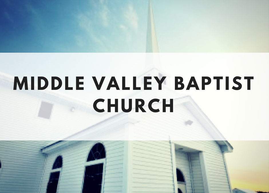 Middle Valley Baptist Church