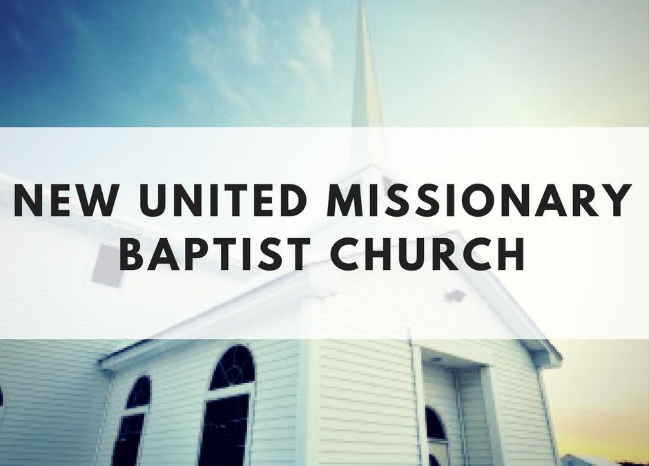 New United Missionary Baptist Church