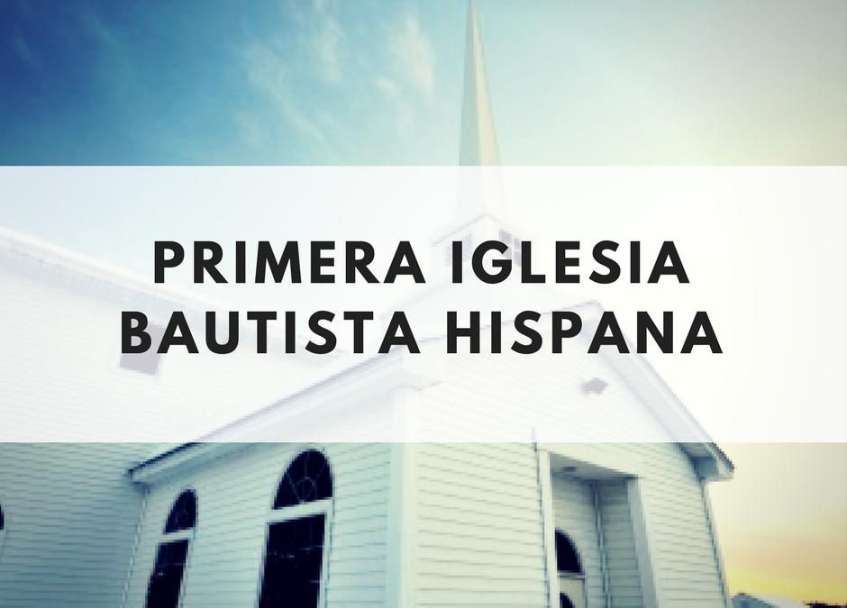 Primera Iglesia Bautista Hispana