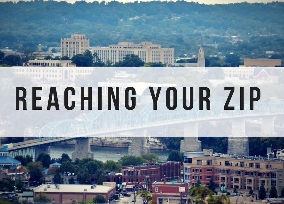 Reaching Your Zip Training