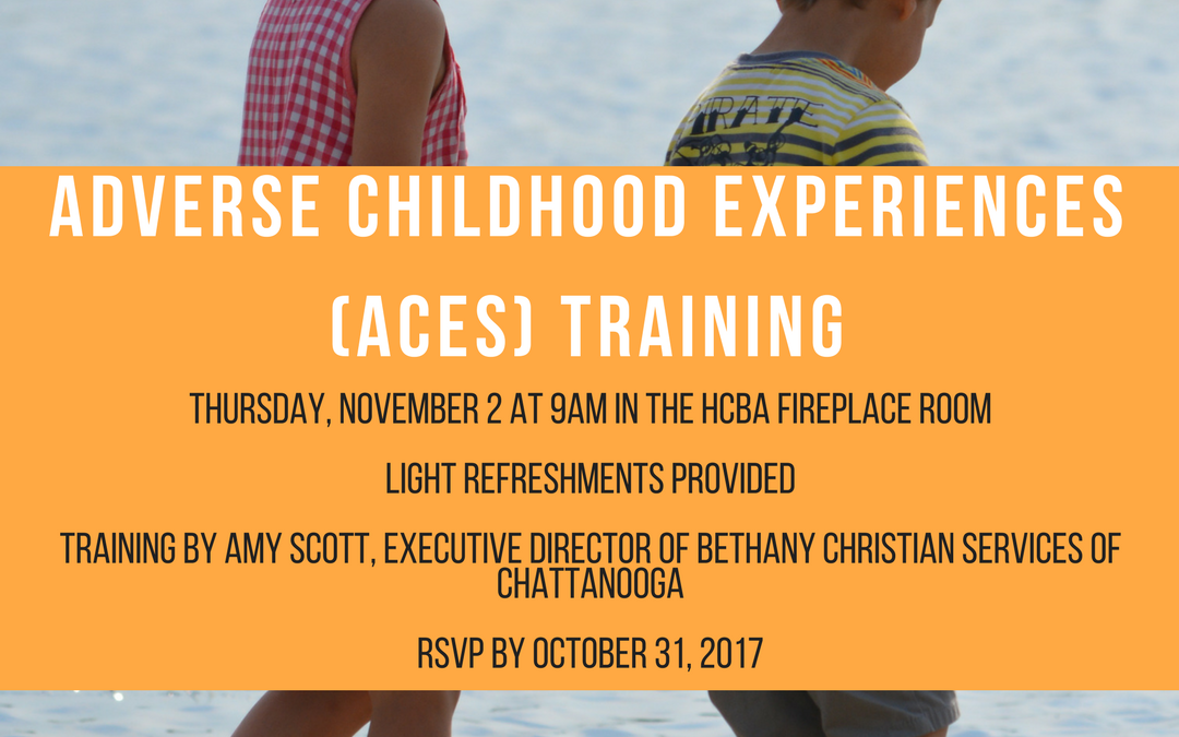 Adverse Childhood Experiences (ACEs) Training for Churches