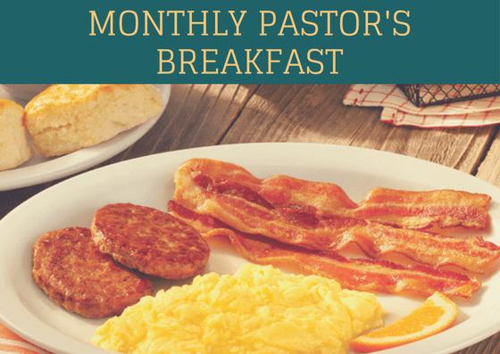 Pastor's Breakfast at Karl's in Hixson (January)