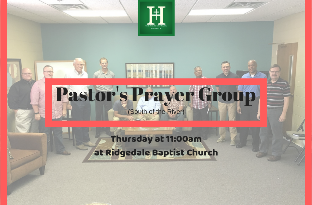 South of the River Pastor's Prayer Group