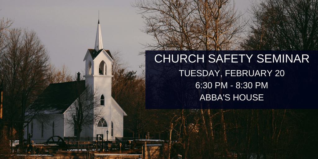 Church Safety Seminar