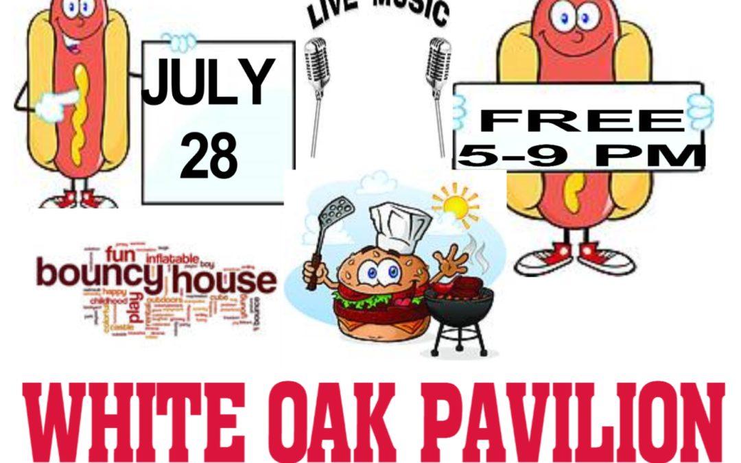 White Oak Baptist Church Block Party
