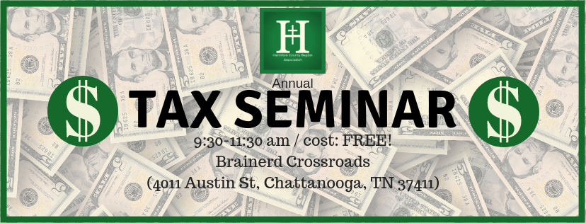 Annual Tax Seminar