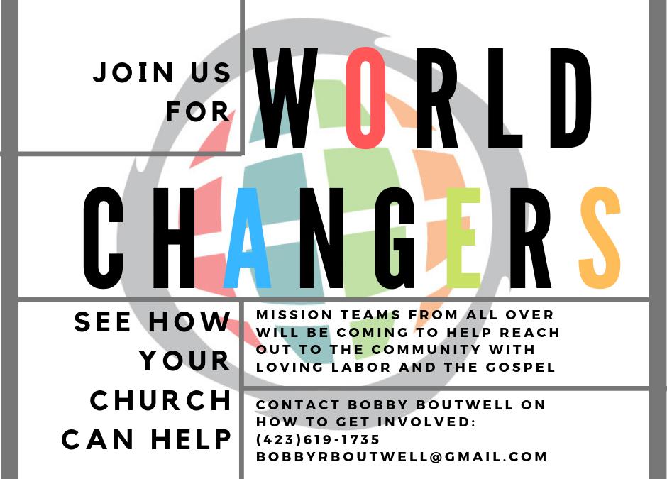 World Changers 2019