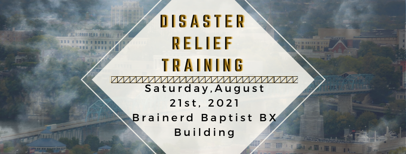 Disaster Relief Local Training