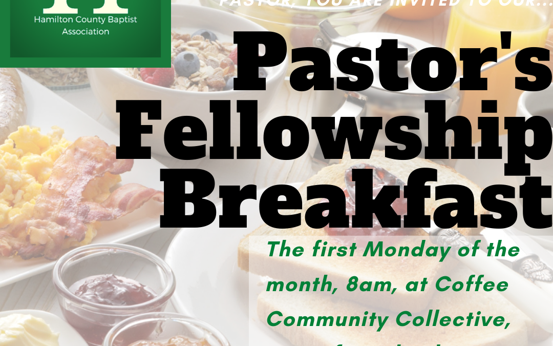 Pastor's Breakfast at Coffee Community Collective, part of Northside Neighborhood House